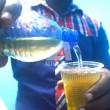 L'alcool de fabrication artisanale Agene