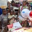Lancement d'une campagne de vaccination contre la rougeole