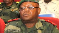 Le Gen major Kasonga