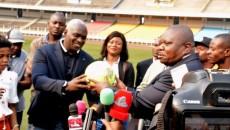 Lisanga Bonganga et Christian Nsengi