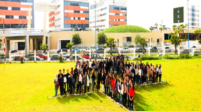 L'université Mohammed VI photo prise par Erick Ks