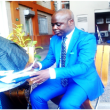 M.Florent Booto specialiste en protection de l'enfant Unicef rdc
