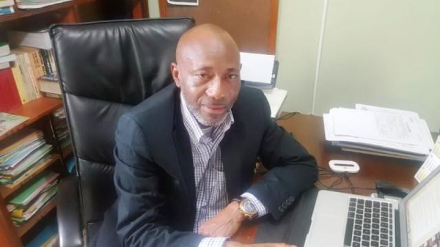 Maître Derrick Tshimanga, président de l'ODC