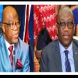 Mayo Mambeke et le ministre Sele Yalaghuli