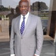 Me Alain Badiashile Kayatshi, président de la Fédération congolaise de taekwondo