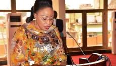 Mme Agnès Mwad, DG de l'INSS