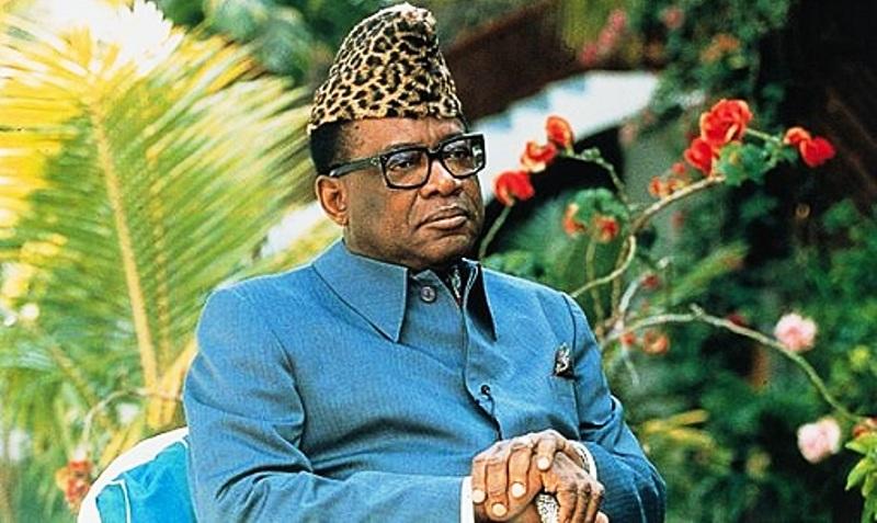 Mobutu ss