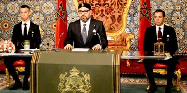 Mohammed VI photo prise par Erick Ks