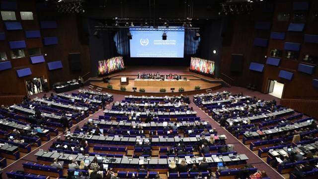 Ouverture à La Haye de la 18ème session de l'Assemblée des États Parties au Statut de Rome