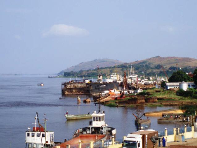 Port de Boma photo prise par Erick Ks