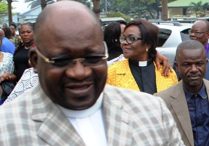 Révérend Bokundoa ECC