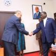 Séances de travail à la Primature Le FMI satisfait de la stabilité macroéconomique en RDC