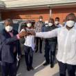 Sénateur Guy Loado un don pour le coronavirus