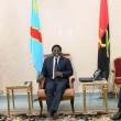 Sassou Lourenco et Kabila à kinshasa