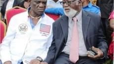 Simaro Lutumba et Alfred Liyolo