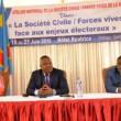 Société civile Forces Vives de la RDC