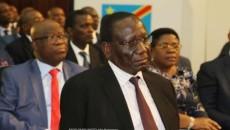 Sylvestre Ilunga et son Gouvernement photo prise par Erick Ks