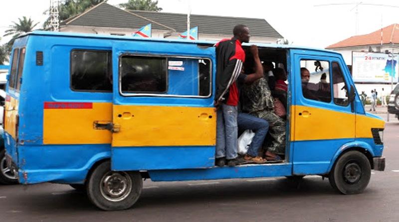 Transport en commun en rdc
