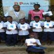 Unicef Distribution des kits scolaires