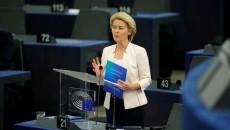 Ursula von der Leyen présidente de la Commission européenne