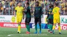 V.Club battu par JSK en Algérie