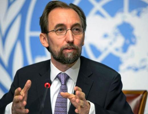zeid-raad-al-hussein-haut-commissaire-des-nations-unies-aux-droits-de-lhomme