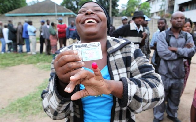Zimbabwe vote