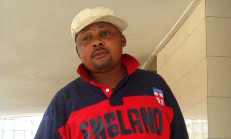 artiste comédien Dady Dikambala