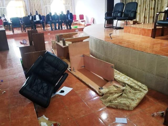 assemblée provinciale du Bas Congo
