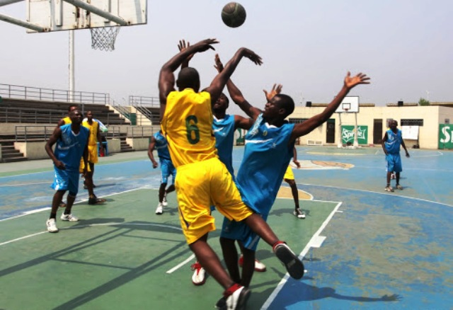 basket-ball de Kinshasa