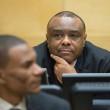 L'ancien vice-président de la RDC, Jean-Pierre Bemba, lors de l'ouverture de son procès pour subordination de témoins le 29 septembre 2015 à la CPI. (Photo CPI)