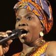 chanteuse Angélique Kidjo de Benin
