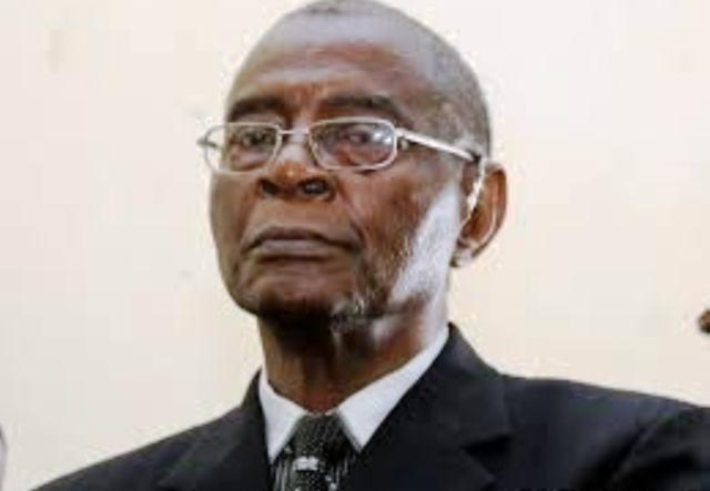 colonel Raymond Omba Pene Djunga senateur
