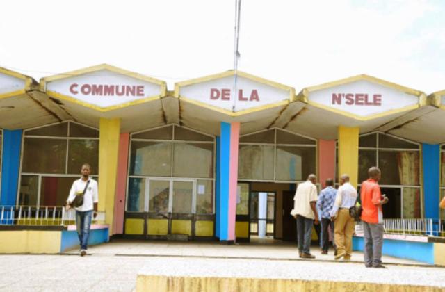 commune de nsele
