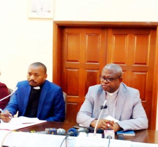 confessions religieuses La CENCO et l'ECC en rdc