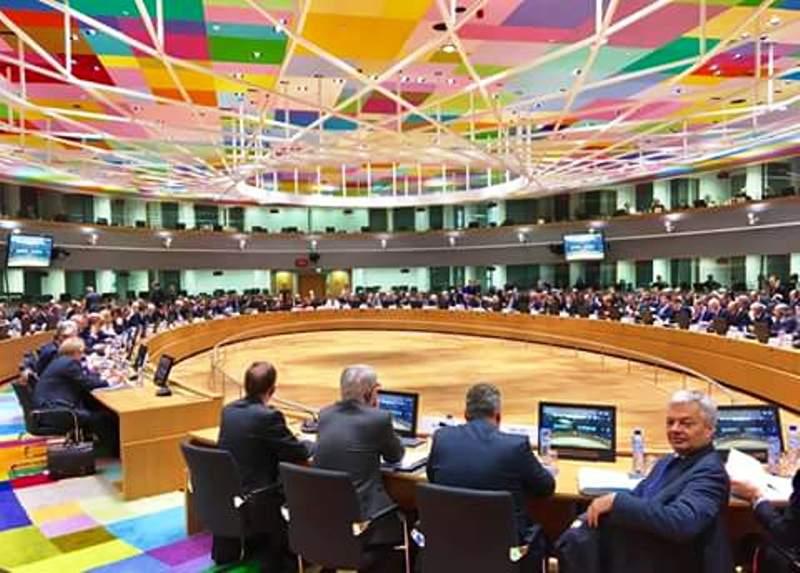 conseil des affaires etrangeres et U.E