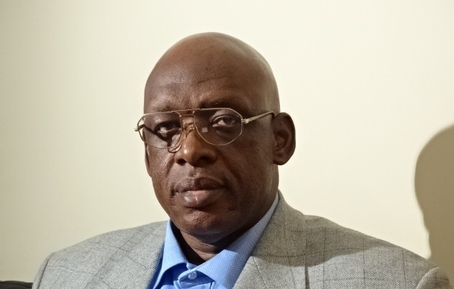 coordonnateur général de la société civile de la Rd Congo, Christopher Ngoyi Mutamba