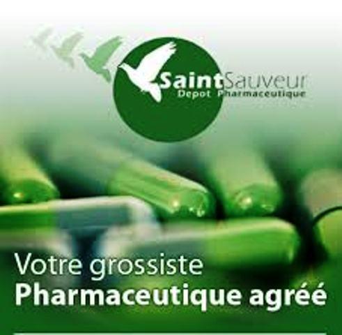 depôt pharmaceutique saint sauveur