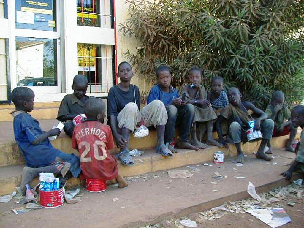 enfants de la rue