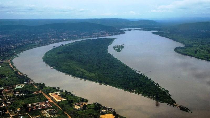 fleuve Congo vers le lac Tchad
