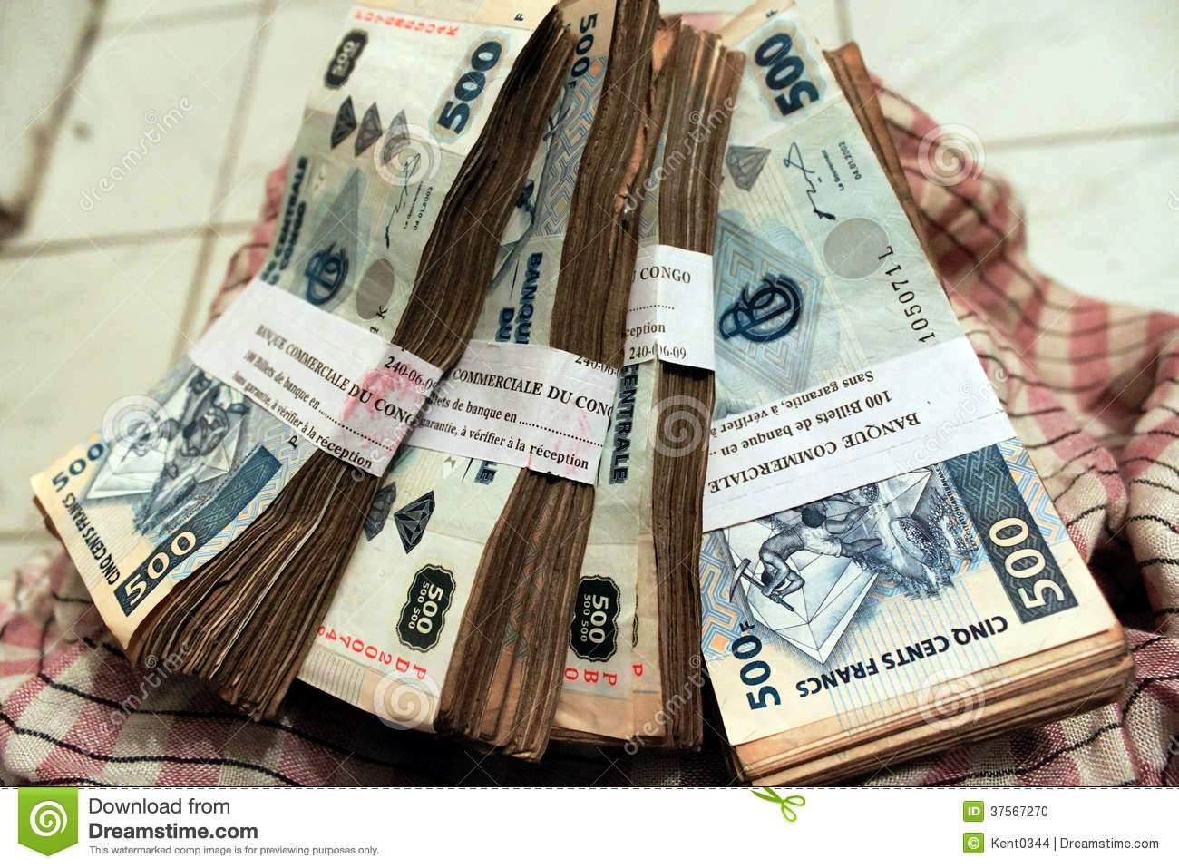 francs congolais