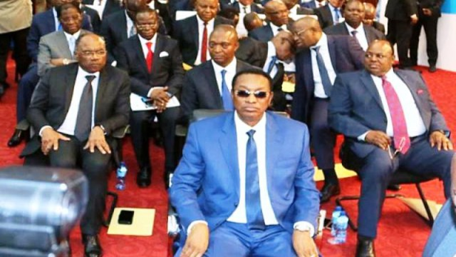 gouvernement tshibala