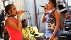 groupe Mam'Africa lors de la 6ème édition du festival