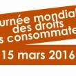 journée internationale de droits des consommateurs