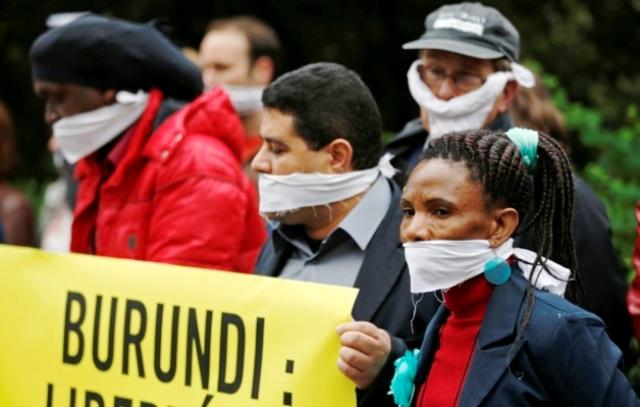 la liberté des médias au Burundi