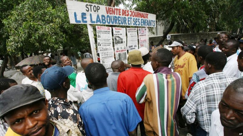 la population congolaise