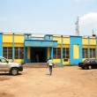 Une vue du batiment du bureau communal de Lingwala, Kinshasa/RDC le 07/02/2012. Radio Okapi/Ph. Aimé-NZINGA