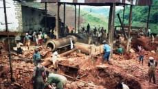 mines d'or de Kamituga