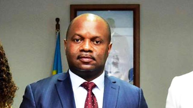 ministre Aménagement du territoire Aggée Aje Matembo