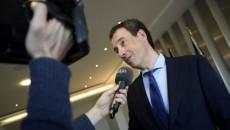ministre des Affaires étrangères et de la Défense, Philippe Goffin